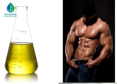 Óleo CAS equivalente do amarelo de Boldenone Undecylenate do suplemento ao halterofilismo 13103-34-9 300MG/ML
