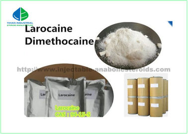 Anestesia local do pó branco cru de Dimethocaine/Larocaine para o assassino de dor 94-15-5